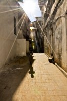 Walking shadow - JCG © 2011